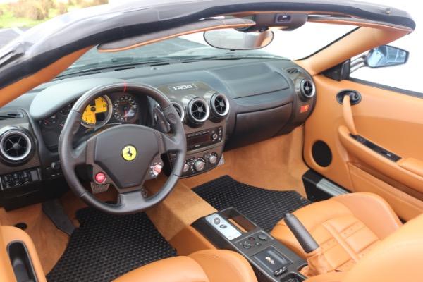 Used 2007 Ferrari F430 F1 Spider | Miami, FL n36
