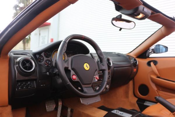Used 2007 Ferrari F430 F1 Spider | Miami, FL n38