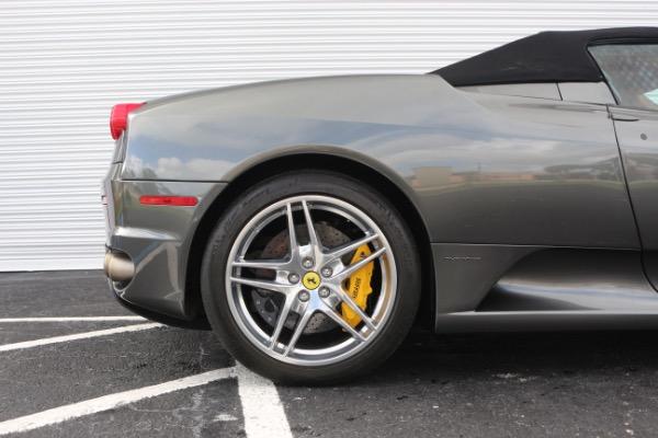 Used 2007 Ferrari F430 F1 Spider | Miami, FL n5