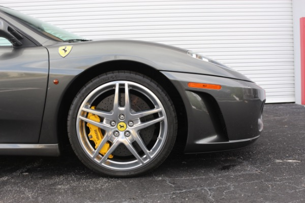 Used 2007 Ferrari F430 F1 Spider | Miami, FL n7