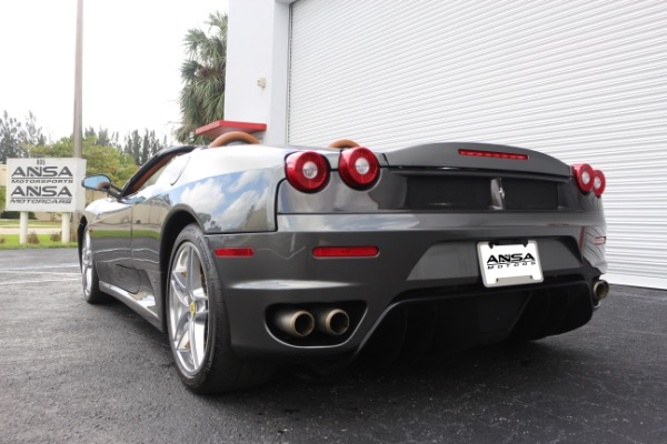 Used 2007 Ferrari F430 F1 Spider | Miami, FL n76