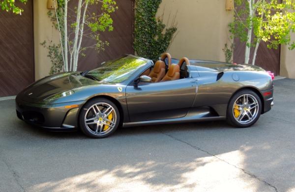Used 2007 Ferrari F430 F1 Spider | Miami, FL n78