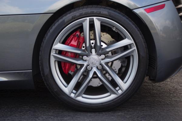 Used 2015 Audi R8 5.2 quattro Carbon Spyder | Miami, FL n25