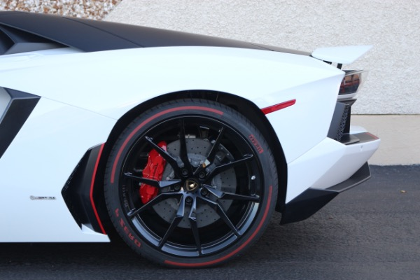 Used 2016 Lamborghini Aventador LP 700-4 Roadster   Miami, FL n16