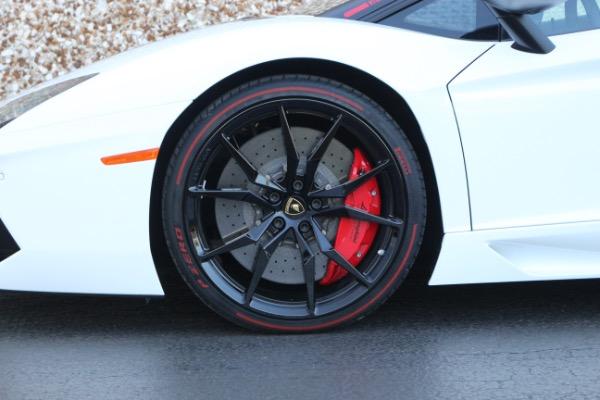 Used 2016 Lamborghini Aventador LP 700-4 Roadster   Miami, FL n20