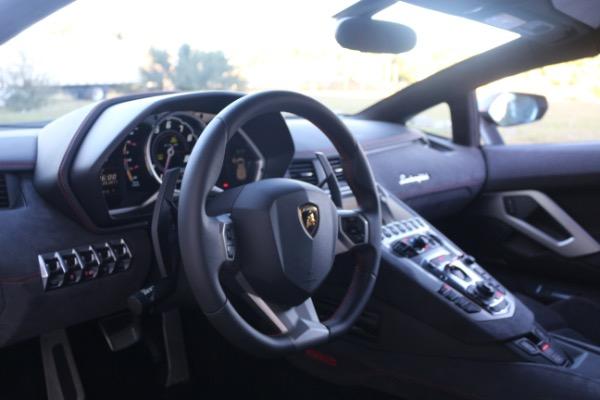 Used 2016 Lamborghini Aventador LP 700-4 Roadster   Miami, FL n37