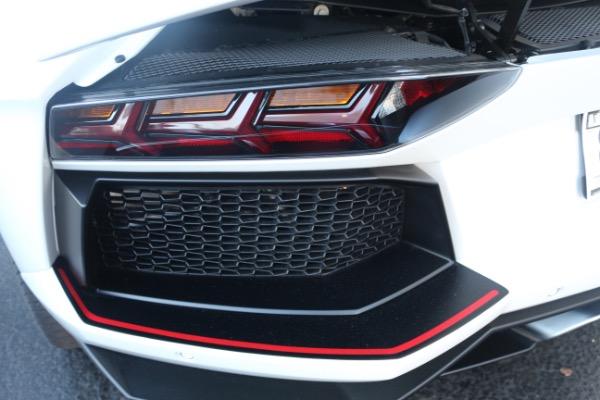 Used 2016 Lamborghini Aventador LP 700-4 Roadster   Miami, FL n50
