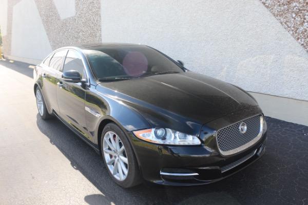 Used 2011 Jaguar XJ  | Miami, FL n20