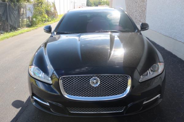 Used 2011 Jaguar XJ  | Miami, FL n21