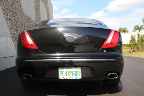 Used 2011 Jaguar XJ  | Miami, FL n27