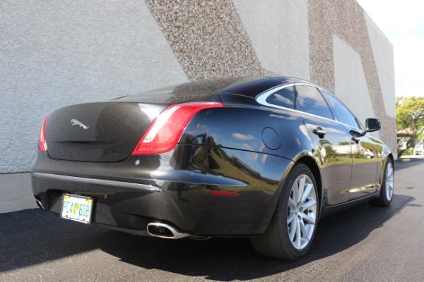 Used 2011 Jaguar XJ  | Miami, FL n28