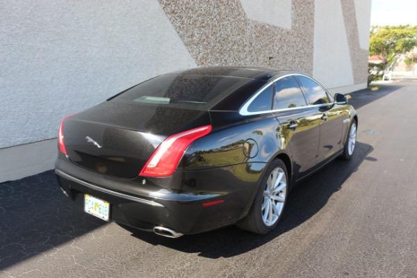 Used 2011 Jaguar XJ  | Miami, FL n31