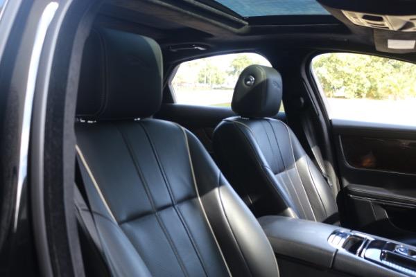 Used 2011 Jaguar XJ  | Miami, FL n37