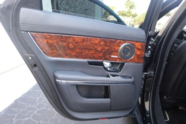 Used 2011 Jaguar XJ  | Miami, FL n38
