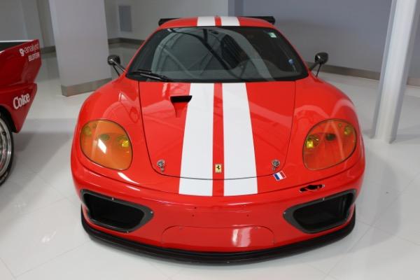 Used 2004 Ferrari 360 N-GT Michelotto N-GT MICHELOTTO | Miami, FL n3