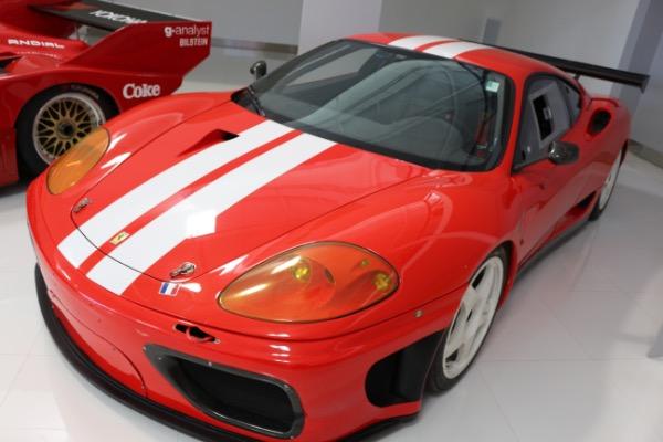 Used 2004 Ferrari 360 N-GT Michelotto N-GT MICHELOTTO | Miami, FL n4