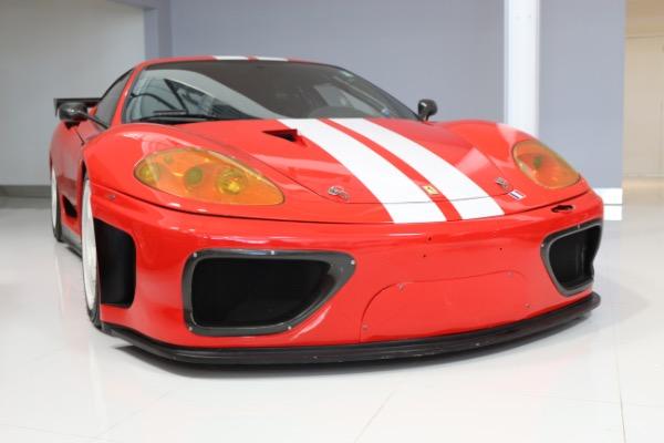 Used 2004 Ferrari 360 N-GT Michelotto N-GT MICHELOTTO | Miami, FL n6