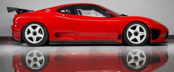 2004 Ferrari 360 N-GT Michelotto N-GT MICHELOTTO