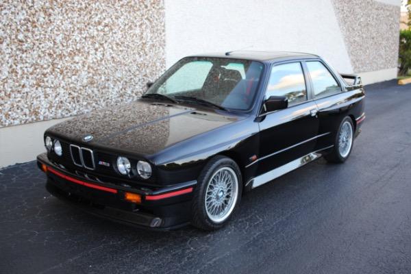 Used 1990 BMW M3 EVO SPORT | Miami, FL n10