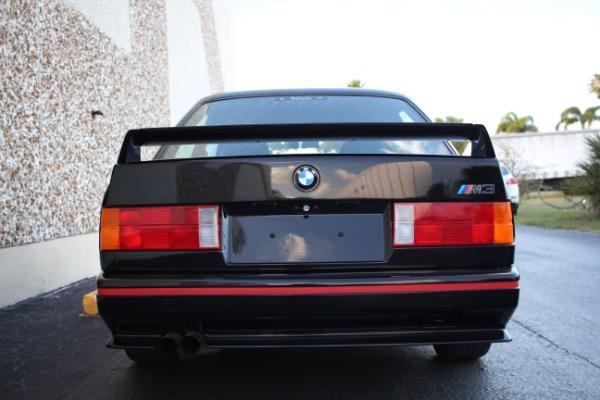 Used 1990 BMW M3 EVO SPORT | Miami, FL n12