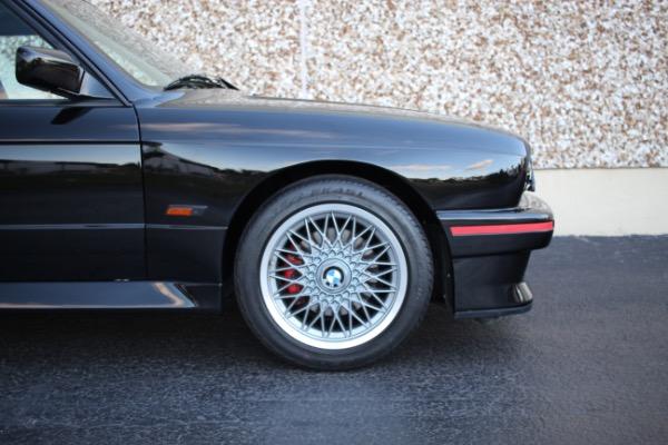 Used 1990 BMW M3 EVO SPORT | Miami, FL n16