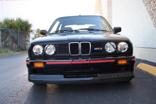 Used 1990 BMW M3 EVO SPORT | Miami, FL n3