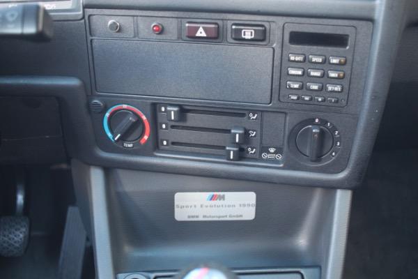 Used 1990 BMW M3 EVO SPORT | Miami, FL n38