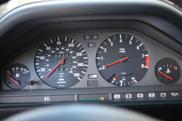 Used 1990 BMW M3 EVO SPORT | Miami, FL n44