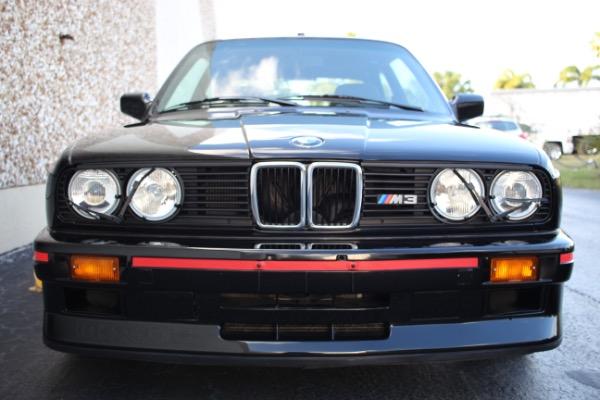Used 1990 BMW M3 EVO SPORT | Miami, FL n6