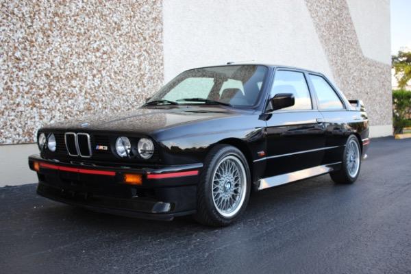 Used 1990 BMW M3 EVO SPORT | Miami, FL n7