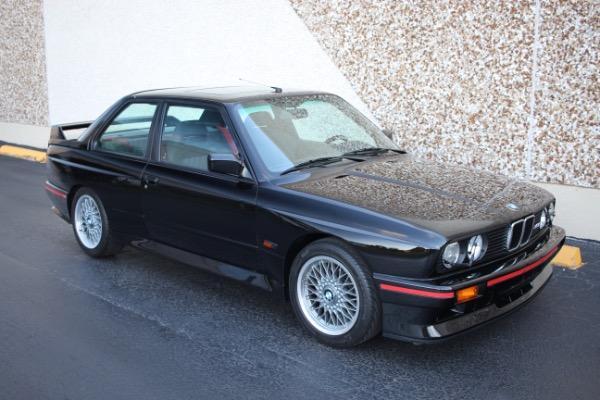 Used 1990 BMW M3 EVO SPORT | Miami, FL n8