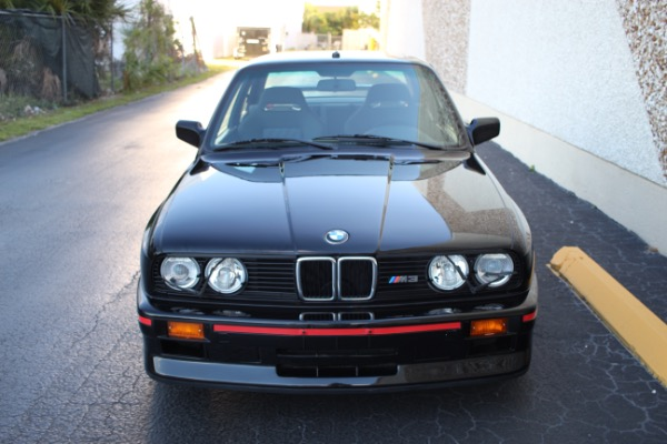 Used 1990 BMW M3 EVO SPORT | Miami, FL n9