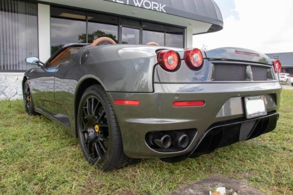Used 2008 Ferrari F430 Spider  | Miami, FL n14