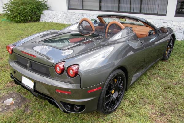 Used 2008 Ferrari F430 Spider  | Miami, FL n19