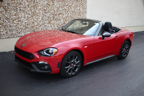 Used 2017 FIAT 124 Spider Abarth | Miami, FL n13