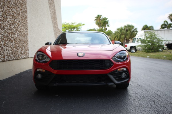 Used 2017 FIAT 124 Spider Abarth | Miami, FL n16