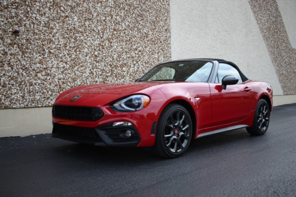 Used 2017 FIAT 124 Spider Abarth | Miami, FL n17