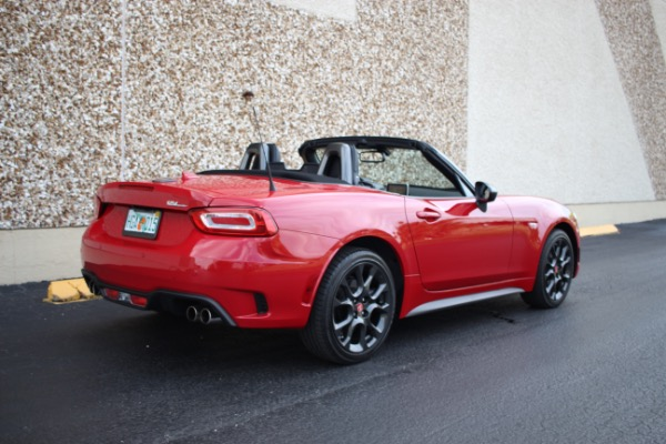 Used 2017 FIAT 124 Spider Abarth | Miami, FL n19