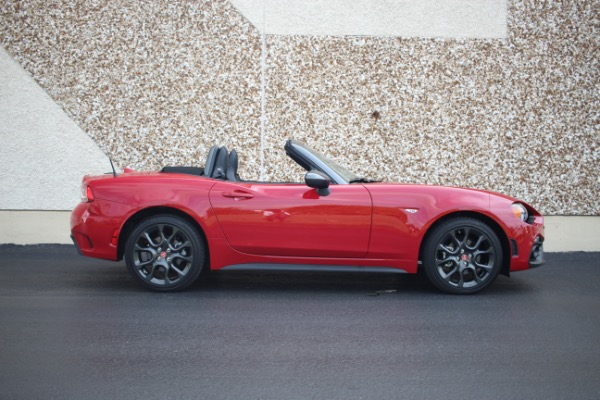 Used 2017 FIAT 124 Spider Abarth | Miami, FL n2