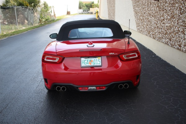 Used 2017 FIAT 124 Spider Abarth | Miami, FL n21