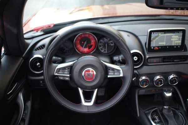 Used 2017 FIAT 124 Spider Abarth | Miami, FL n29
