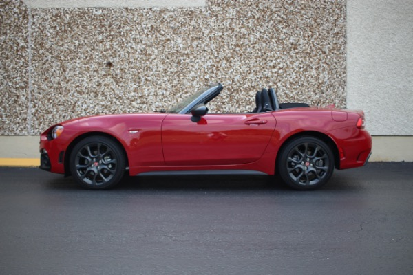 Used 2017 FIAT 124 Spider Abarth | Miami, FL n4
