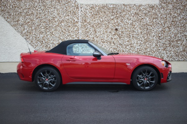 Used 2017 FIAT 124 Spider Abarth | Miami, FL n9