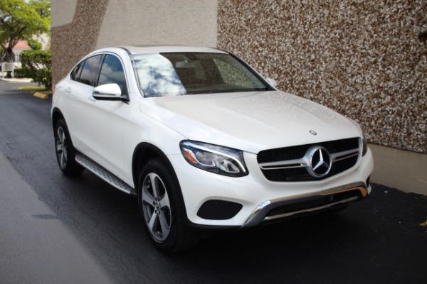Used 2017 Mercedes-Benz GLC GLC 300 4MATIC | Miami, FL n17