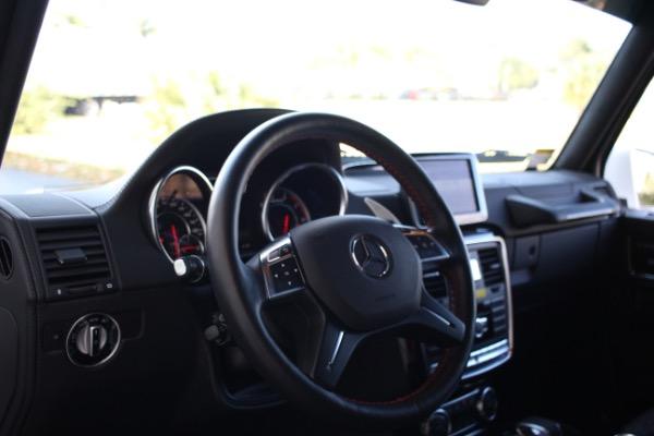 Used 2016 Mercedes-Benz G-Class AMG G 63 BRABUS | Miami, FL n13
