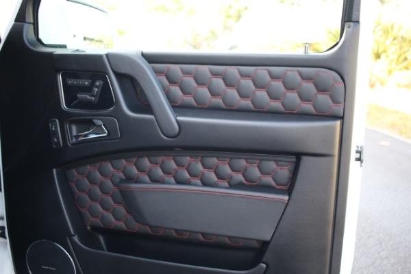 Used 2016 Mercedes-Benz G-Class AMG G 63 BRABUS | Miami, FL n18