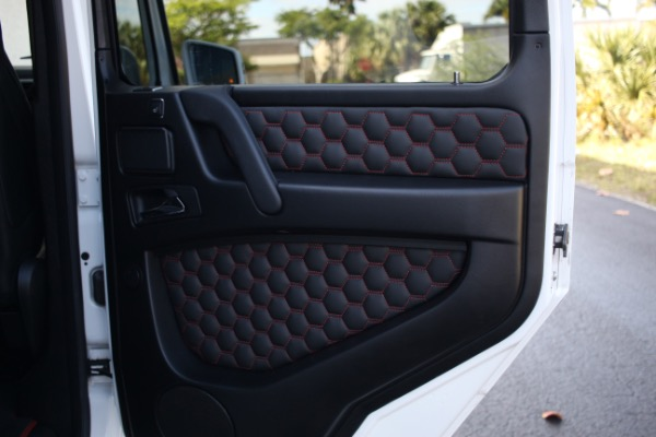 Used 2016 Mercedes-Benz G-Class AMG G 63 BRABUS | Miami, FL n20