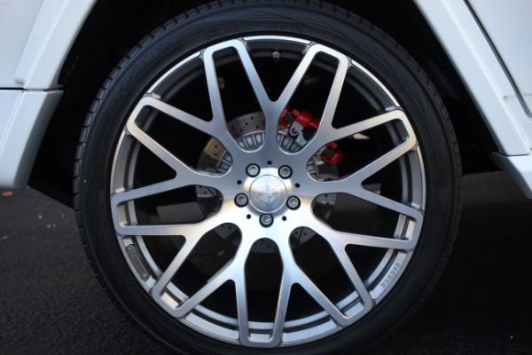 Used 2016 Mercedes-Benz G-Class AMG G 63 BRABUS | Miami, FL n22