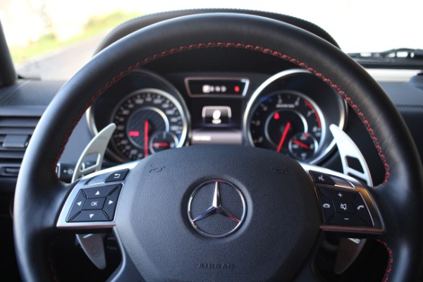 Used 2016 Mercedes-Benz G-Class AMG G 63 BRABUS | Miami, FL n28