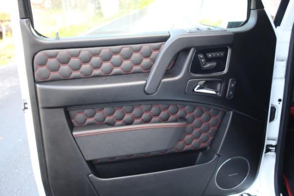 Used 2016 Mercedes-Benz G-Class AMG G 63 BRABUS | Miami, FL n36